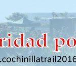 Cochinilla Trail: 23 septiembre de 2017