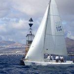 Marina Rubicon II vence en el Trofeo Sociedad Democracia de J-80