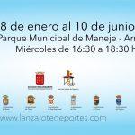 El XVII Torneo de Bola Canaria de Madera 'Abuelos Conejeros' arrancó ayer en Arrecife con cerca de 800 participantes