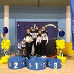 Cinco gimnastas del TENESA SOL clasificadas para el campeonato de España