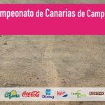 Lanzarote acoge este domingo el Campeonato de Canarias de Campo a Través para menores
