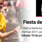 Fiesta del VOLUNTARIO IRONMAN Lanzarote 2017