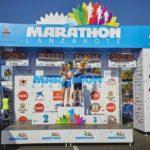 Lanzarote Marathon:  9 dic 2017