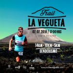 Trail La Vegueta: 7 julio