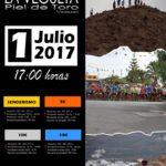 Trail La Vegueta Piel de Toro: 1 julio