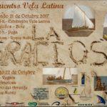 Encuentro de Vela Latína Canaria por los 80 años de historia del Barquillo de 8,55 metros Isla Graciosa