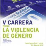 Carrera contra la violencia de género: 25 nov