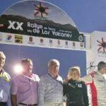 """El """"Isla de los Volcanes"""" de Lanzarote, entra en el Campeonato de España de Rallys de Tierra CERT 2018"""