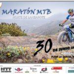 La 'V Maratón MTB Norte de Lanzarote' se celebra este sábado 30 de junio en Haría