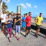 """La Disco Night Urban Race """"Ciudad de Arrecife"""" realizó su primer entrenamiento"""