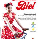DÍA MUNDIAL DE LA BICI:  21 de abril