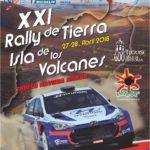 El Rallye de Tierra Isla de Los Volcanes vuelve al Campeonato de España una década después