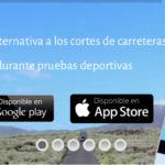 La App 'Rutas Alt' permitirá conocer las rutas alternativas por el cierre de carreteras este sábado durante el segmento ciclista del Ironman Lanzarote