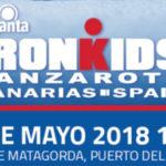 Más de 250 inscritos en el Ironkids Lanzarote que se celebra mañana viernes en Puerto del Carmen