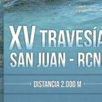 La XV Travesía San Juan RCNA homenajeará a Alejandro Candela