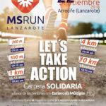 Presentación oficial de la MSRUN Lanzarote