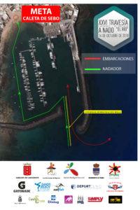 Flyer Información Nadador
