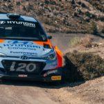 Yeray Lemes y Rogelio Peñate, campeones de Canarias de Rallies de Asfalto al imponerse en el Rally Isla de Lanzarote