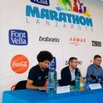 La 29º Font Vella Lanzarote International Marathon contará con más de 2.800 participantes
