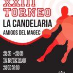 Tenerife Central y Santo Domingo, vencedores del XXIII Torneo La Candelaria
