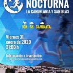 Carrera Nocturna La Candelaria