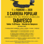 X CARRERA POPULAR TABAYESCO