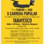 X CARRERA POPULAR TABAYESCO