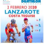 Teguise Duathlon Lanzarote 2020
