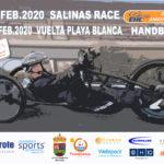 Vuelta a Playa Blanca Handbike 14-15 febrero